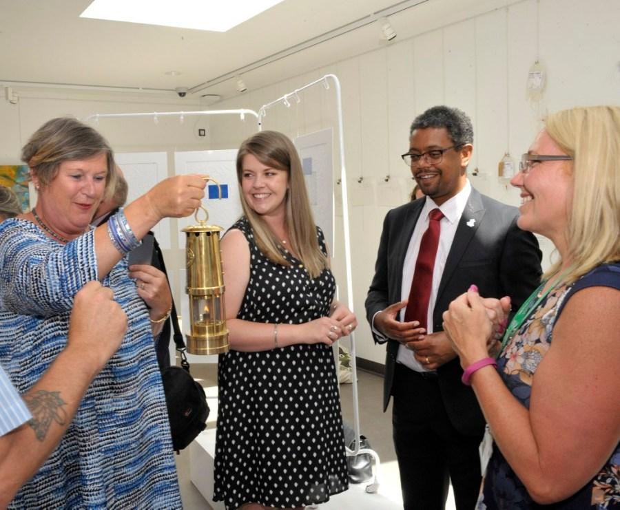 NHS@70 MAIN CELEBRATION EVENT AT LLANDOUGH HOSPITAL