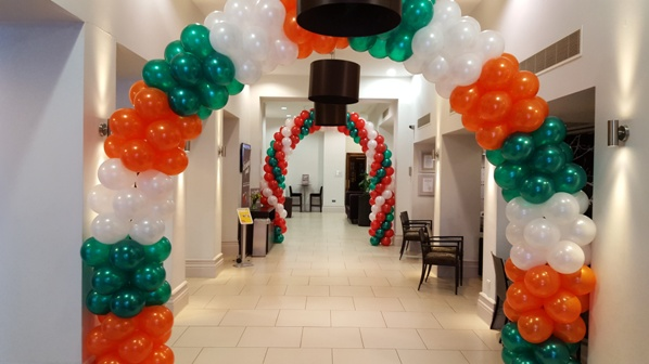 Cardiff Balloons Offer Balloon Arches