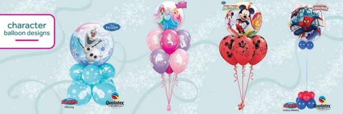 Cardiff Balloons Bring You Some of Your Favourite Characters In Balloons
