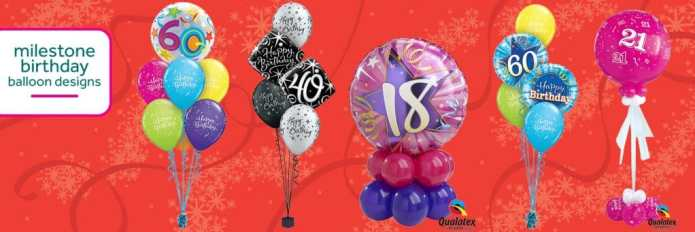 Cardiff Balloons Brings you balloons for birthdays