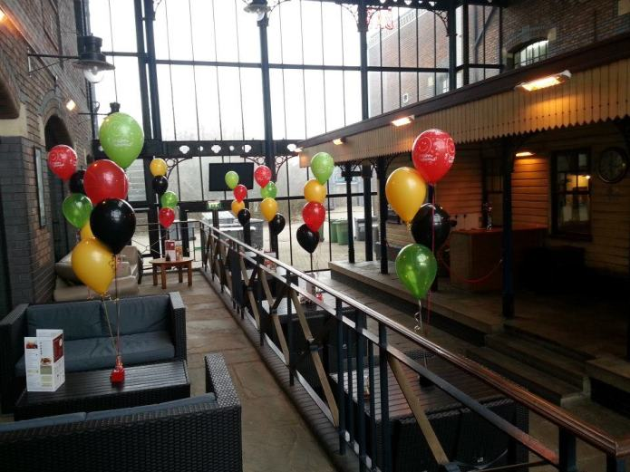 Cardiff Balloons Retirement Party
