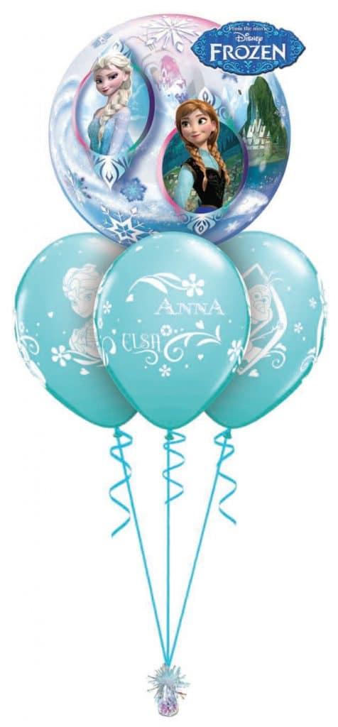 Frozen Bubble Layer Image