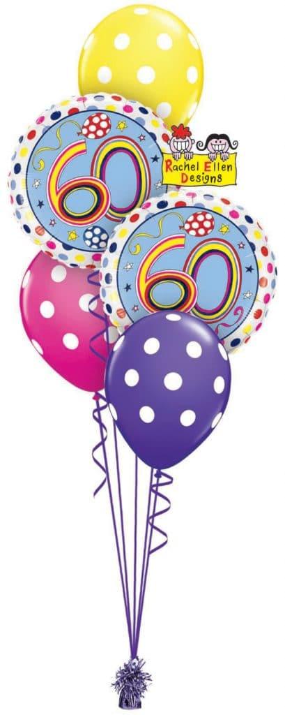 Rachel Ellen 60th Birthday Classic Image