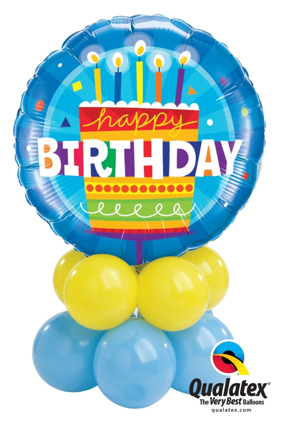 Birthday Cake Mini Image