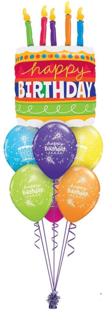 Birthday Cake Luxery Image