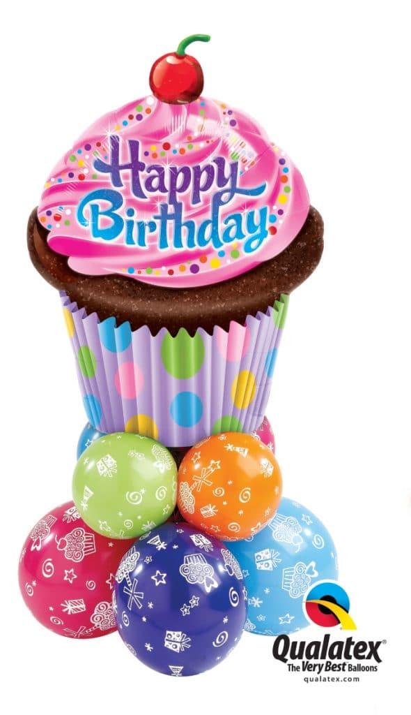 Birthday Cupcake Super Image