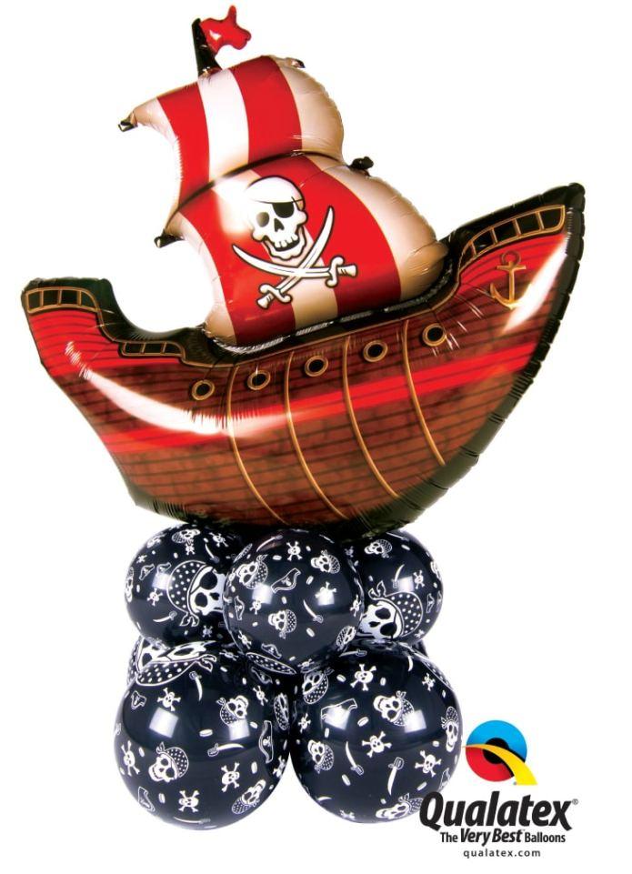Pirate Ship Super Image