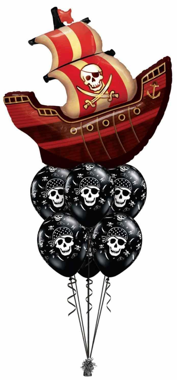 Pirate Ship Luxury Image