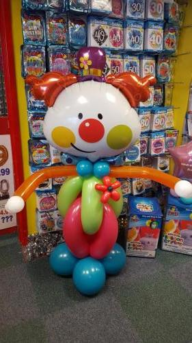 Benny The Clown. This is Billy The Clowns Older Brother