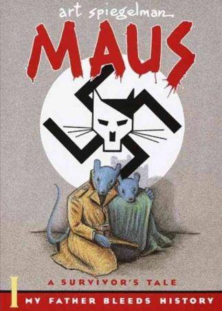 11 Dec 2012: Art Spiegelman, Maus (1980)