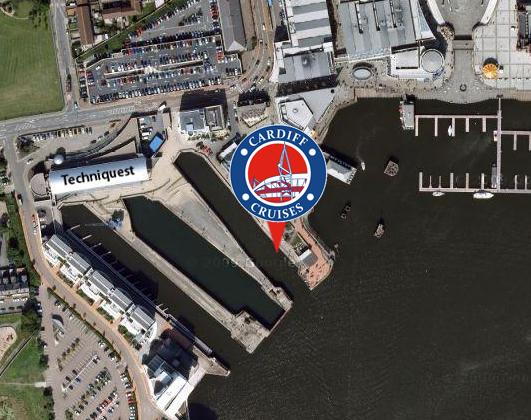 Cardiff Cruises Location
