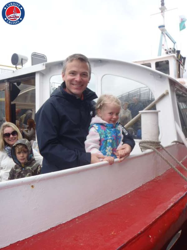 boat tours cardiff