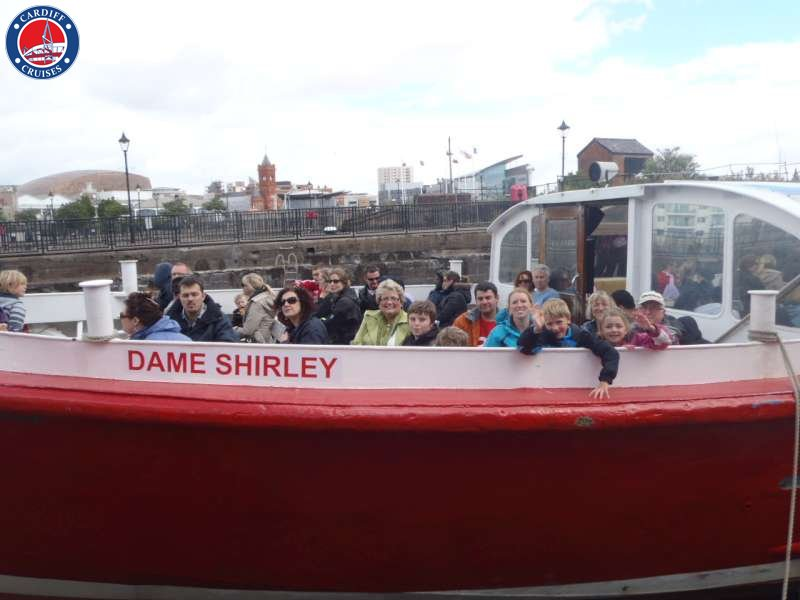 cardiff bay boat tour