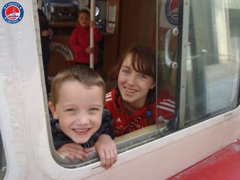 cardiff boat tour