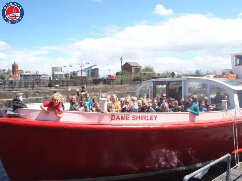 cardiffbay boat trips
