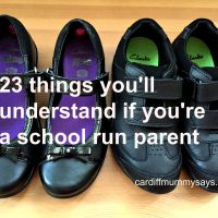 23 things you'll understand if you're a school run parent