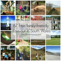 67 free family-friendly days out in South Wales