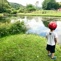 An afternoon at Barry Sidings Country Park, Pontypridd