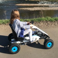 Win a Kettler Dakar Air Go Kart worth £249 (ad)