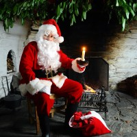 WIN tickets to see Father Christmas, cook with Mother Christmas, plus crafts with the elves at St Fagans National Museum of History, Cardiff