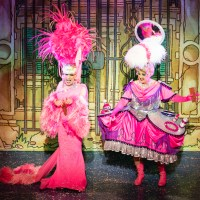 A review of Cinderella at the New Theatre, Cardiff