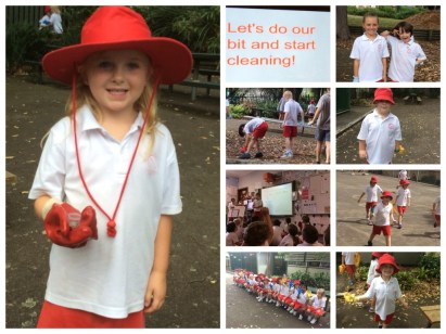 Clean Up Australia Day 4th March 2016