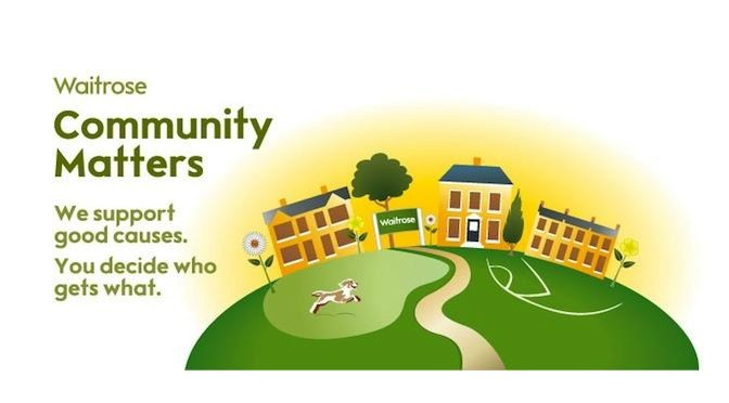 Community Matters! Cardiff Rivers Group in Waitrose Pontprennau