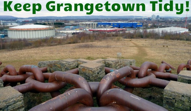 Keep Grangetown Tidy Events