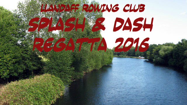 Splash & Dash on the Taff!