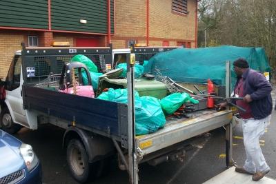 2012-12-06 litter in trucks