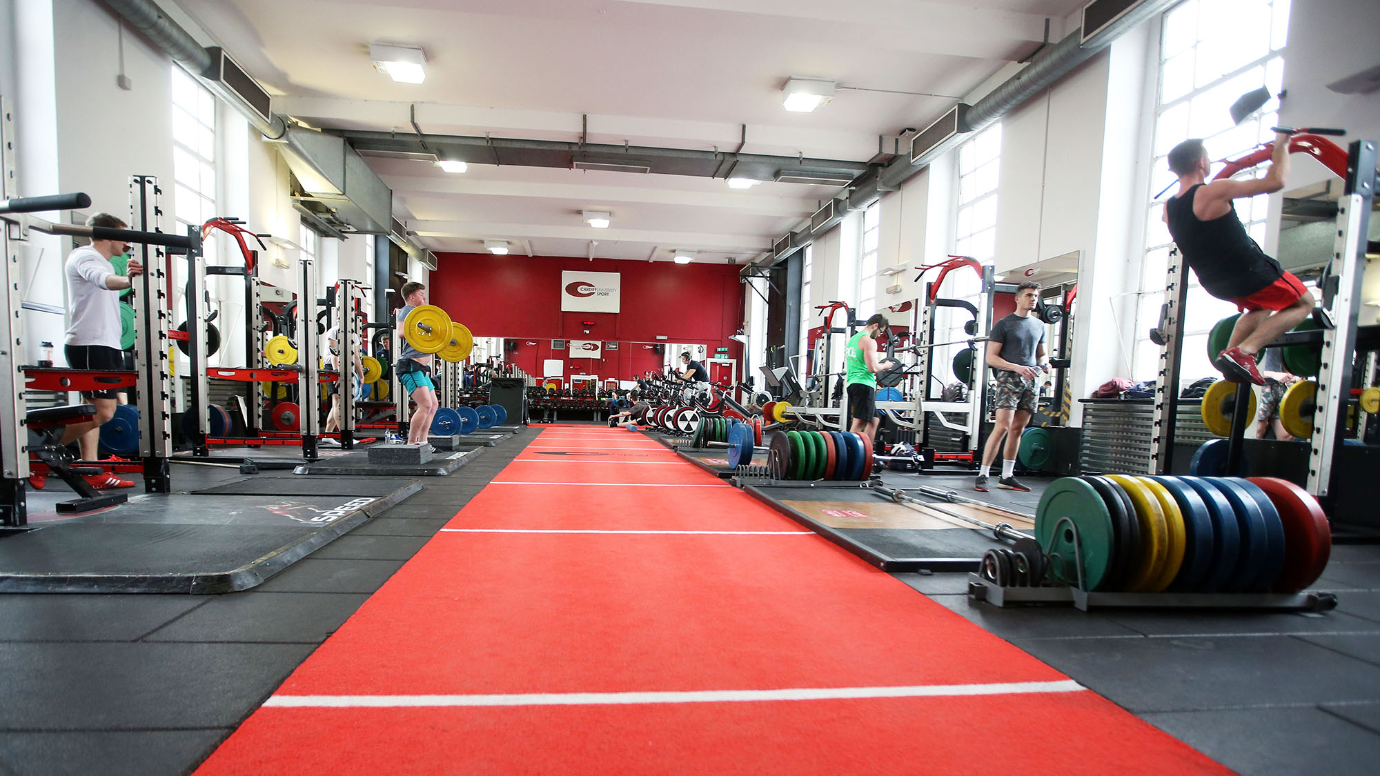 Cardiff Strength And Conditioning Centre To Close Gair Rhydd