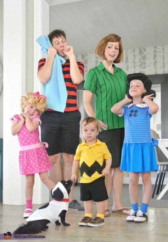 peanut_gang_family