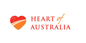 Heart of Australia Logo