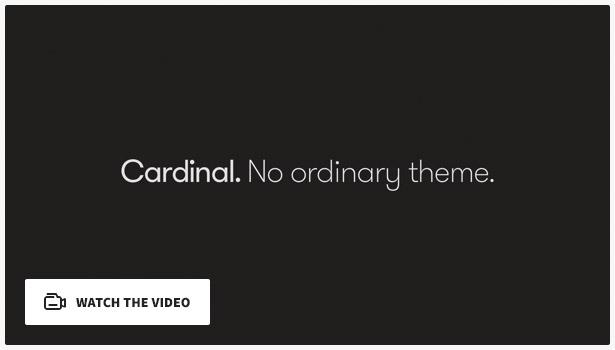 Cardinal - WordPress Theme - 6