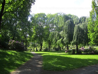 Vår Frelsers Gravlund - a cemetery in Oslo