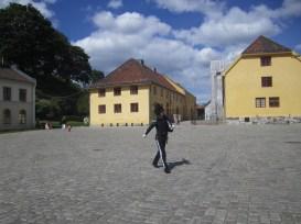 Royal Guard at Akershus Festning - Akershus Fortress