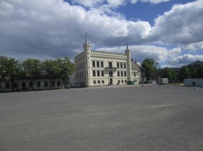 The old royal palace