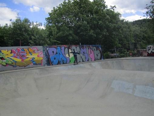 Skateboarding at GSF - Gamlebyen Sport og Fritid