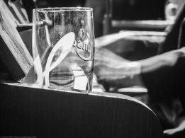 Beer & piano