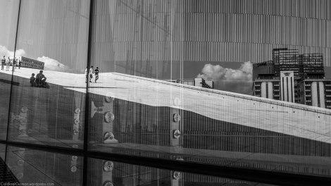 Reflections at the Opera