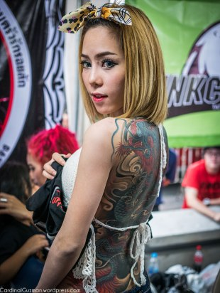 MBK Tattoo Convention
