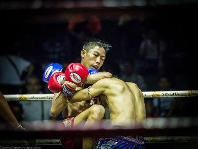 Muay Thai @Rajadamnern Stadium