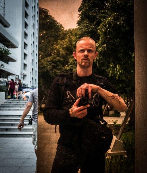 Bangkok, November 2015
