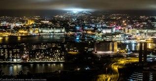 February: Oslo by Night.