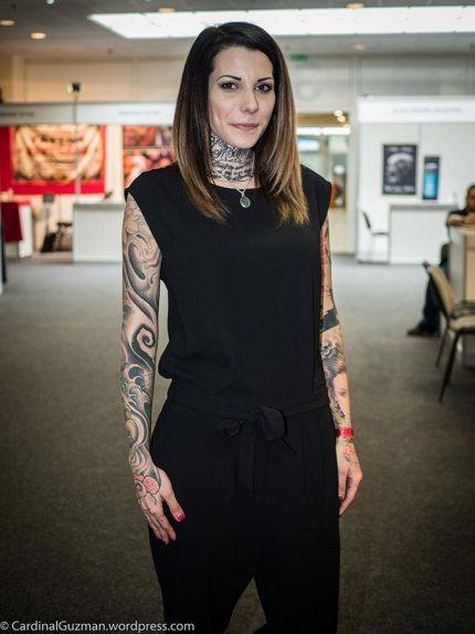 Budapest Tattoo Convention 2016, Hungary.