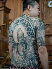Tattooed by 梵天慶, George Chou, funtiantattoo.