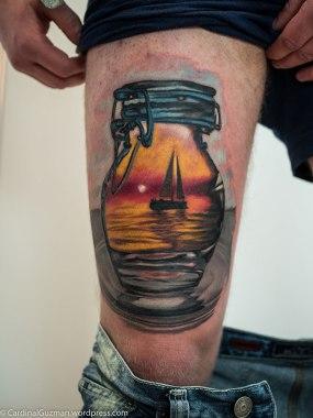 Robert @ Good Times Tattoo