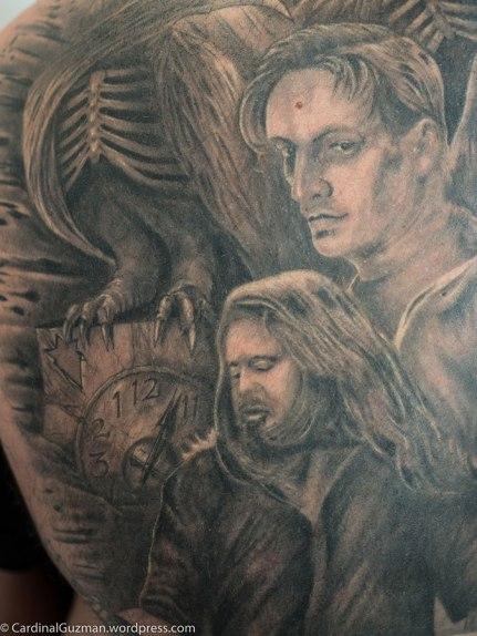Paul Madreiter | Pauls Tattoos