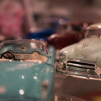 Toy Cars in Pastel