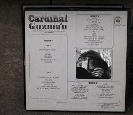 Album de oro de Cardinal Guzman